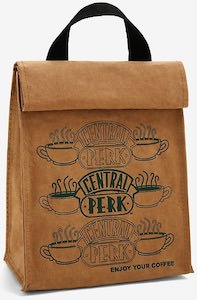 Central Perk Lunch Bag