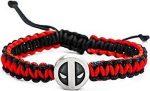 Marvel Deadpool Cord Bracelet