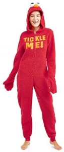 Elmo Tickle Me Onsie Pajama