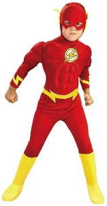 Flash DC Comics Kids Costume