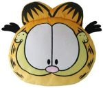 Garfield Face Throw Pillow