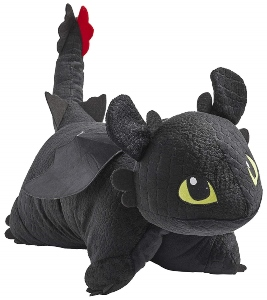 How To Train Your Dragon Toothless Pillow Pets