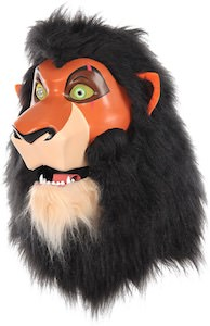 The Lion King Scar Mask