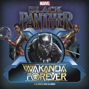 Marvel 2020 Black Panther Wall Calendar
