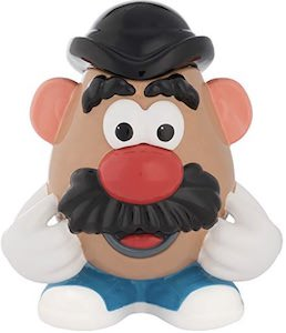 Mr. Potato Head Cookie Jar