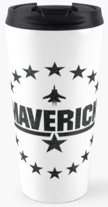 Top Gun Maverick Travel Mug