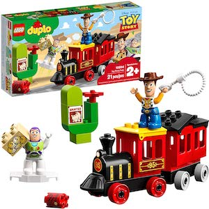 Toy Story LEGO Duplo Train