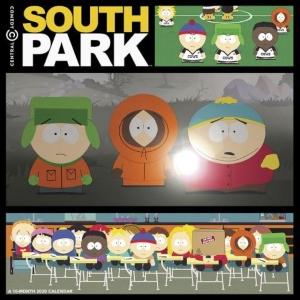 2020 South Park Wall Calendar
