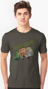 Aquaman Aquamanatee T-Shirt