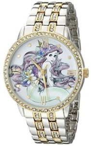 Ariel Women's Rhinestone Watch