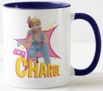 Bo Peep I'm In Charge Mug