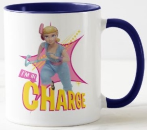 Toy Story Bo Peep I'm In Charge Mug