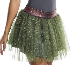 Star Wars Boba Fett Costume Skirt