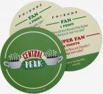 Friends Central Perk Coaster Trivia