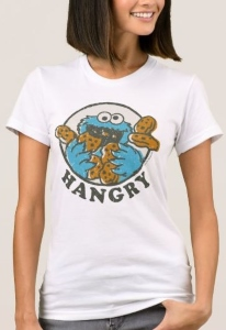 Cookie Monster Hangry T-Shirt