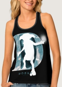 Dobby Watercolor D Tank Top