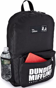 The Office Dunder Mifflin Backpack