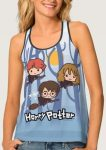 Harry Potter Cartoon Tank Top
