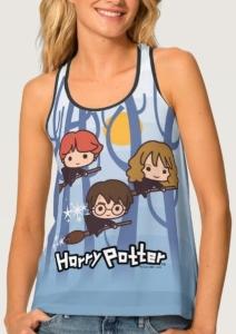 Harry Potter Cartoon Tank Top