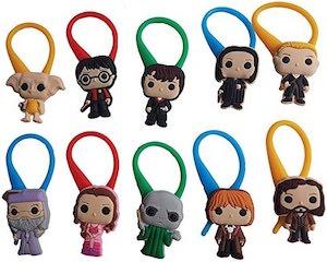 Harry Potter Zipper Pulls