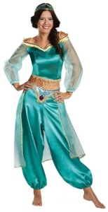 Jasmine Aladdin Adult Costume