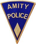 Jaws Amity Police Badge