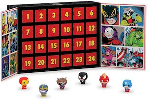 Marvel 80th Anniversary Advent Calendar