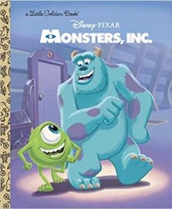 Monsters Inc. Book