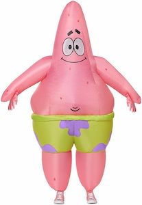 Patrick Star Inflatable Costume