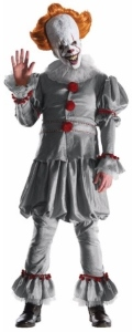 Pennywise IT Movie Adult Costume