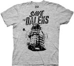 Doctor Who Save The Daleks T-Shirt
