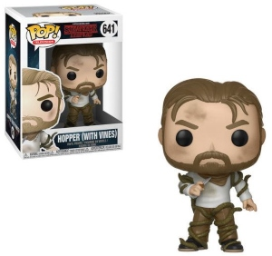 Stranger Things Hopper With Vines Funko Pop Figurine