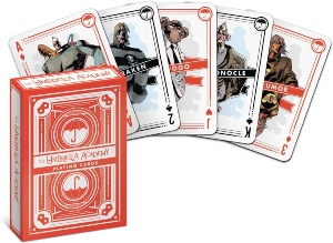 The Umbrella Academy Playing cards