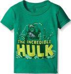 Toddler The Incredible Hulk T-Shirt