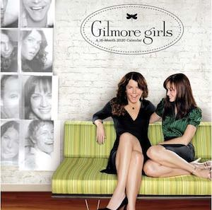 2020 Gilmore Girls Wall Calendar