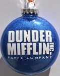 The Office Dunder Mifflin Christmas Ornament