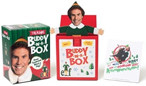 Elf Talking Buddy In A Box