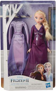 Frozen 2 Elsa Dress up Doll