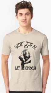 Mister Rogers Won't You Be My Neighbor T-Shirt
