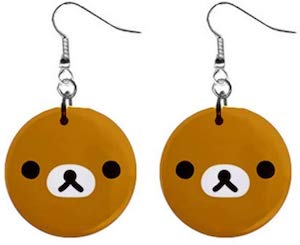 Rilakkuma Earrings
