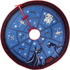 Star Wars Christmas Tree Skirt