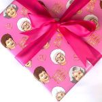 The Golden Girls Wrapping Paper