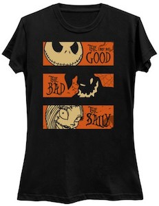 The Good, The Bad, The Sally T-Shirt