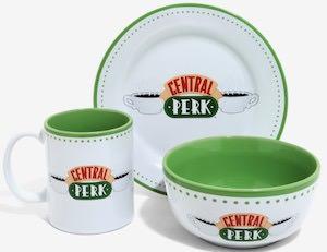 Friends Central Perk Dinnerware Set