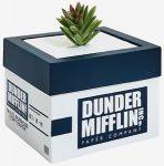 The Office Dunder Mifflin Planter