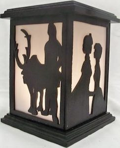 Disney Frozen Table Lamp