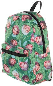 Golden Girls And Leaves Backpack