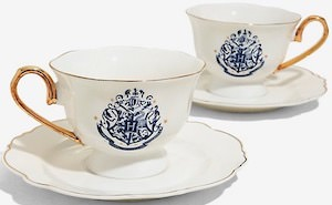 Hogwarts Tea Cup Set