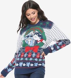 Lilo & Stitch Christmas Sweater
