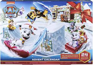 2019 PAW Patrol Advent Calendar